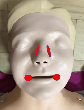 ポケットマスクの使い方